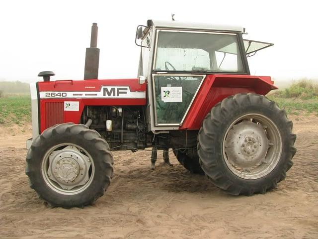 Massey Ferguson Xtreme Returns Farm