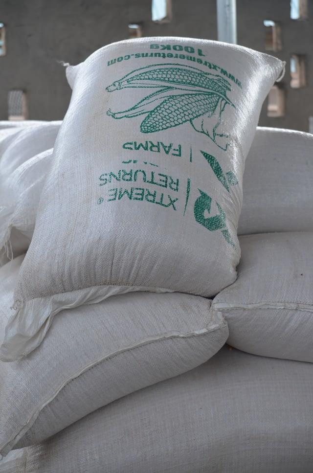 Xtreme Returns farm maize bag