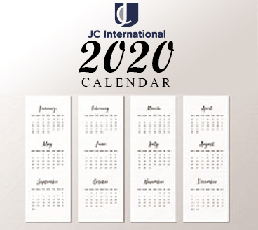 2012 Training Calendar