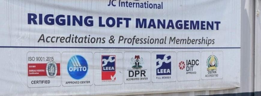 Rigging Loft Controller Training