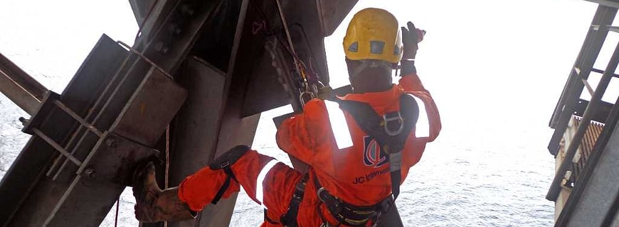 Rope Access: A Simple Solution to Working at Height