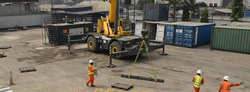 Lifting Operations Training – How to Sustain Competency