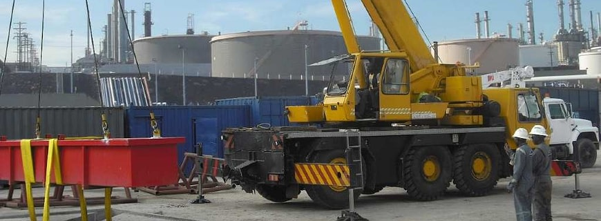 Factors to Consider Before Carrying Out Crane Inspections